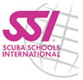 Logo vom Scuba Schools International
