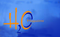 Logo Egyptian magazine H2O